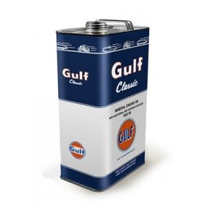 Gulf Classic Mineral Engine Oil 20W-50 5L